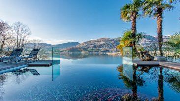 Le 10 ville sul lago più costose al mondo