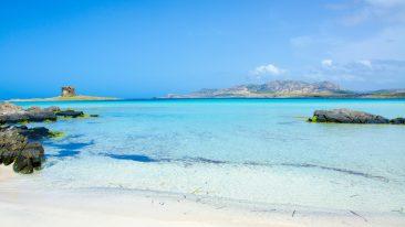 Stintino, Sardegna: La Pelosa