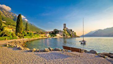 Laghi Veneto: tra i laghi balneabili più belli ecco il Garda, con il borgo di Malcesine