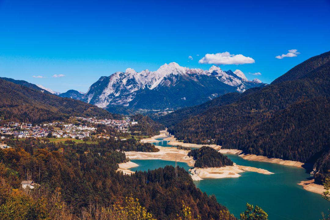 I più bei laghi balneabili del Veneto da visitare quest'estate