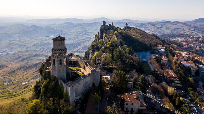 Foto San Marino: vacanze all'aria aperta. Le foto