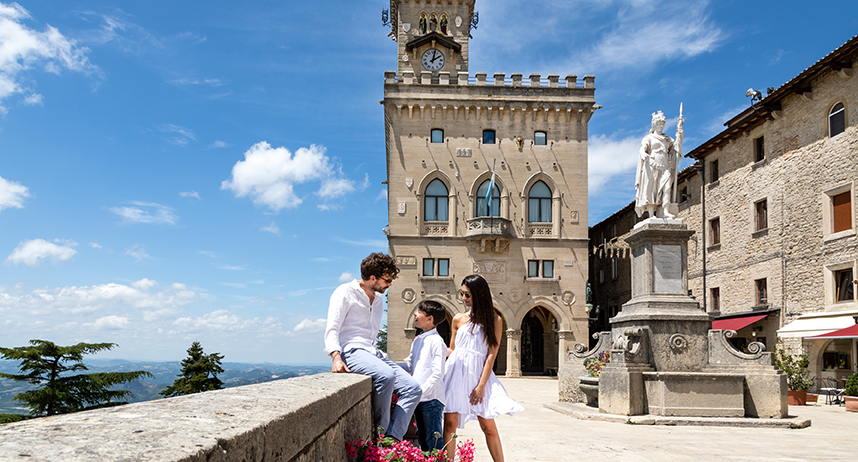 San Marino: vacanze all'aria aperta. Le foto