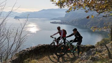 weekend bici lago como mtb griante_ph. credit Bikeit! noleggio bici Bellagio
