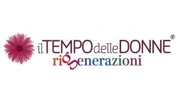 Il Logo dell'edizione 20202 de Il Tempo delle Donne - riGenerazioni