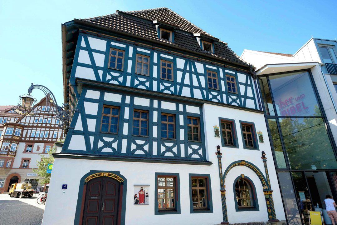 Tra Eisenach e Weimar: nel regno di Bach