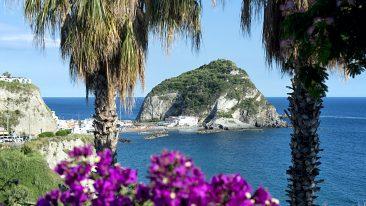Ischia Golfo di Napoli Isola Verde Terme vacanze italia