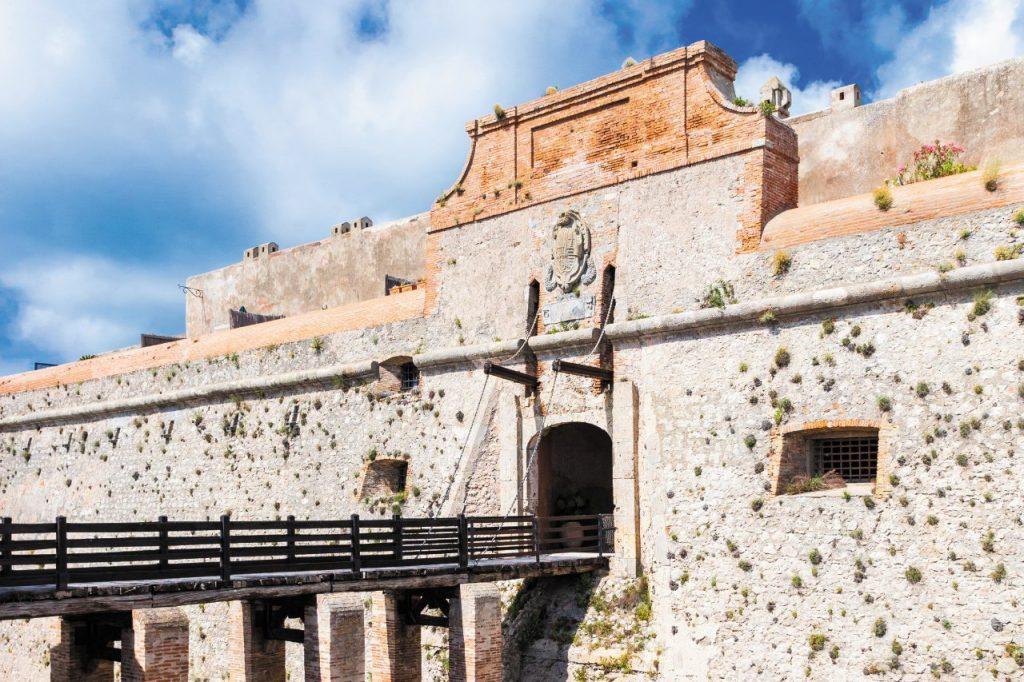 Il Forte Filippo, a Porto Ercole