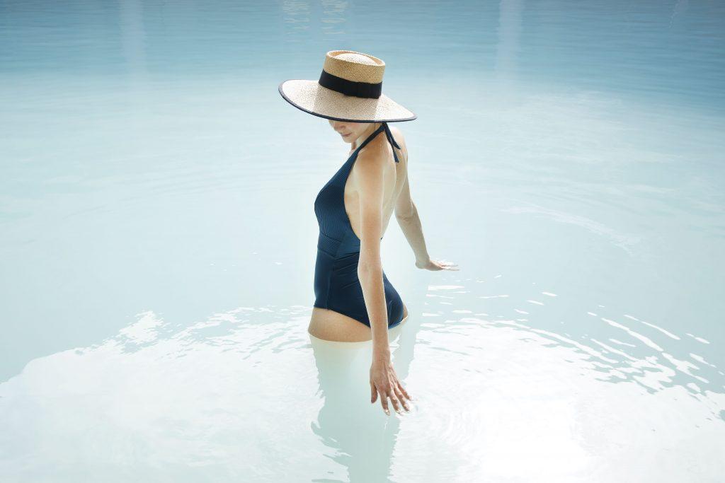 Relax nella piscina del resort Terme di Saturnia