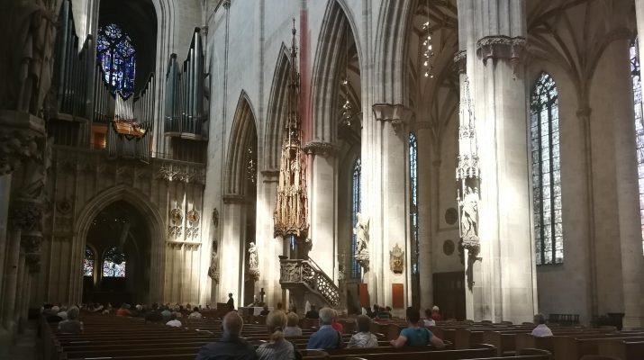 Foto Ulm-Augusta-Monaco-Norimberga: cercando Mozart