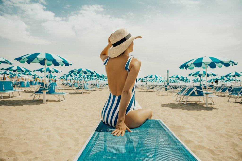 A partire dal 14 agosto, diverse spiagge italiane hanno deciso di vietare gli accessi per evitare assembramenti e rischi