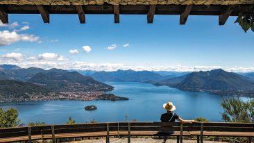 Laghi Piemonte: Orta, Maggiore, Mergozzo. In foto: il Giardino Botanico Alpina Gignese