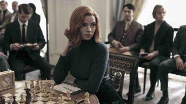La regina degli scacchi serie tv da vedere su netflix