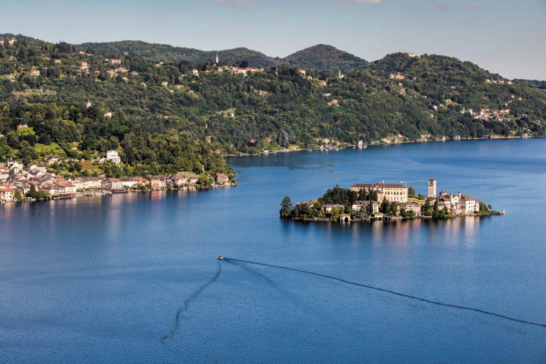 Gita tra i più bei laghi del Piemonte: Maggiore, d'Orta e Mergozzo