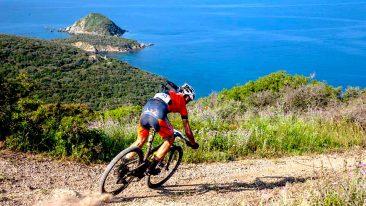 Isola d'Elba, paradiso della mountain bike, aspettando i Mondiali UCI MTB
