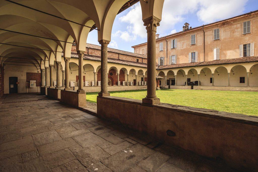 L'Abbazia di Morimondo (ph. Luca Riva)