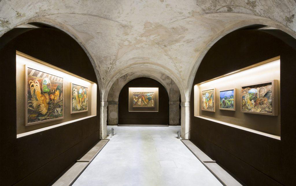 Palazzo Tarasconi a Parma Antonio Ligabue in mostra