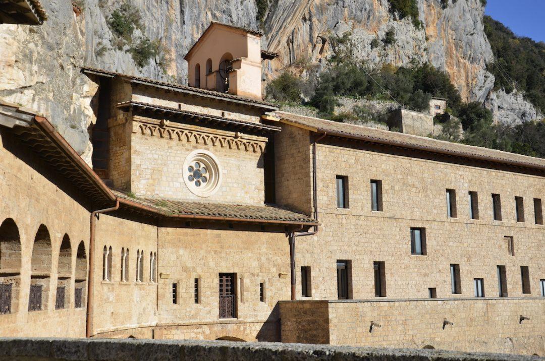 Il Monastero di San Benedetto a Subiaco