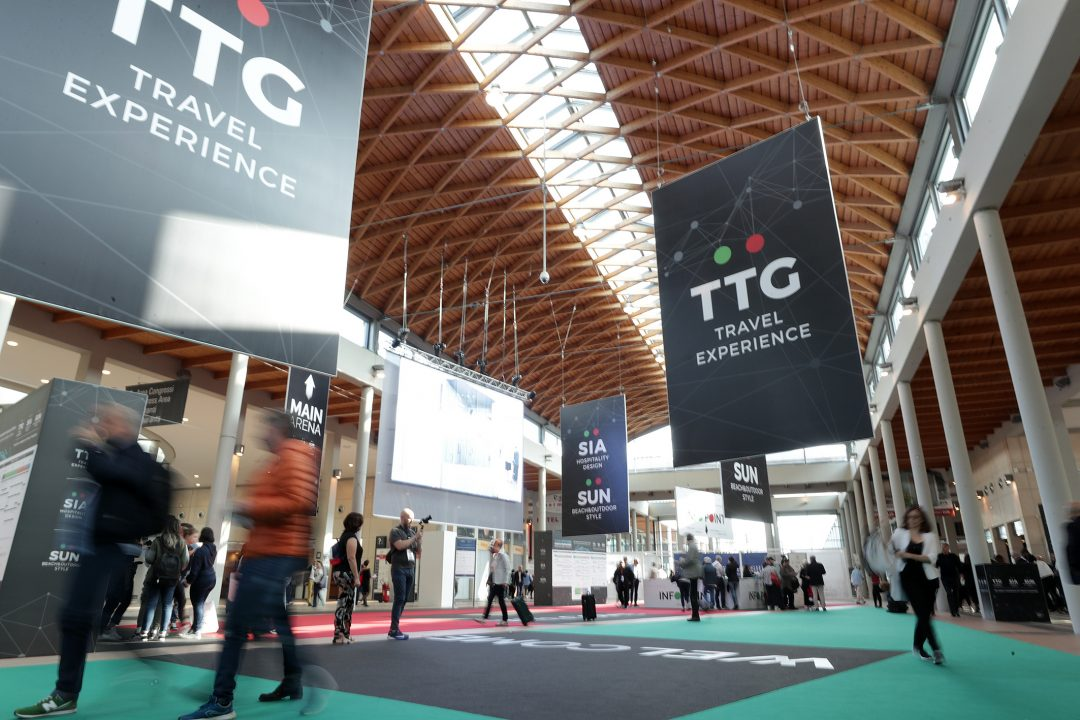 TTG Travel Experience 2020