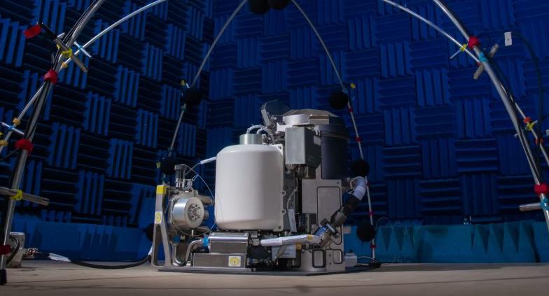 Il wc spaziale da 23 milioni di dollari, chiamato ufficialmente Universal Waste Management System (ph: Nasa)