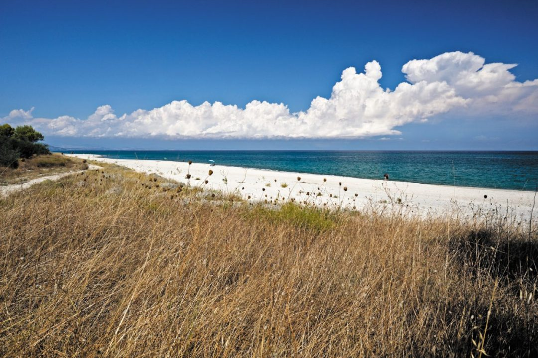 Costa degli Aranci, spiagge e mare d'autunno