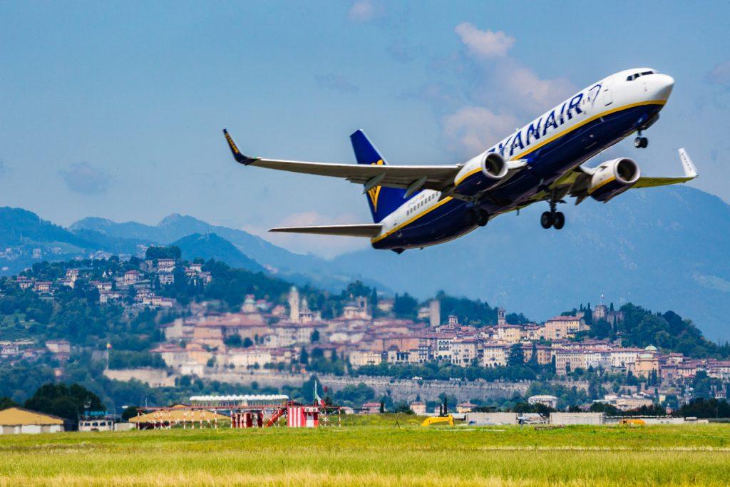 offerta Ryanair: voli scontati per partire a settembre e ottobre