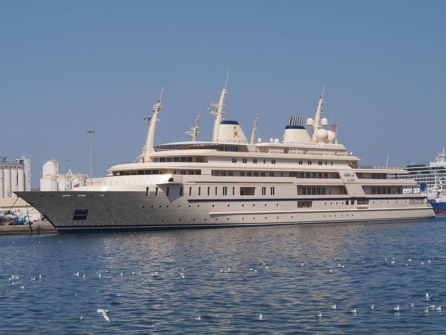 Ecco i nuovi yacht più grandi del mondo. In classifica, c'è un nuovo numero uno