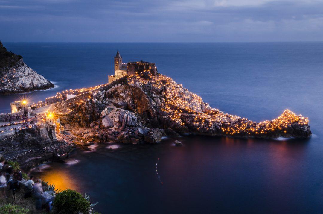 Weekend romantico in Italia: Portovenere (Sp)