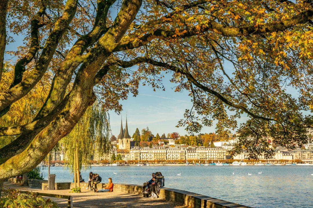 Weekend a Lucerna, cultura e natura nel cuore della Svizzera