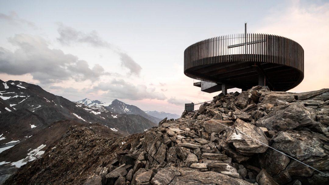 Iceman Ötzi Peak, Alto Adige