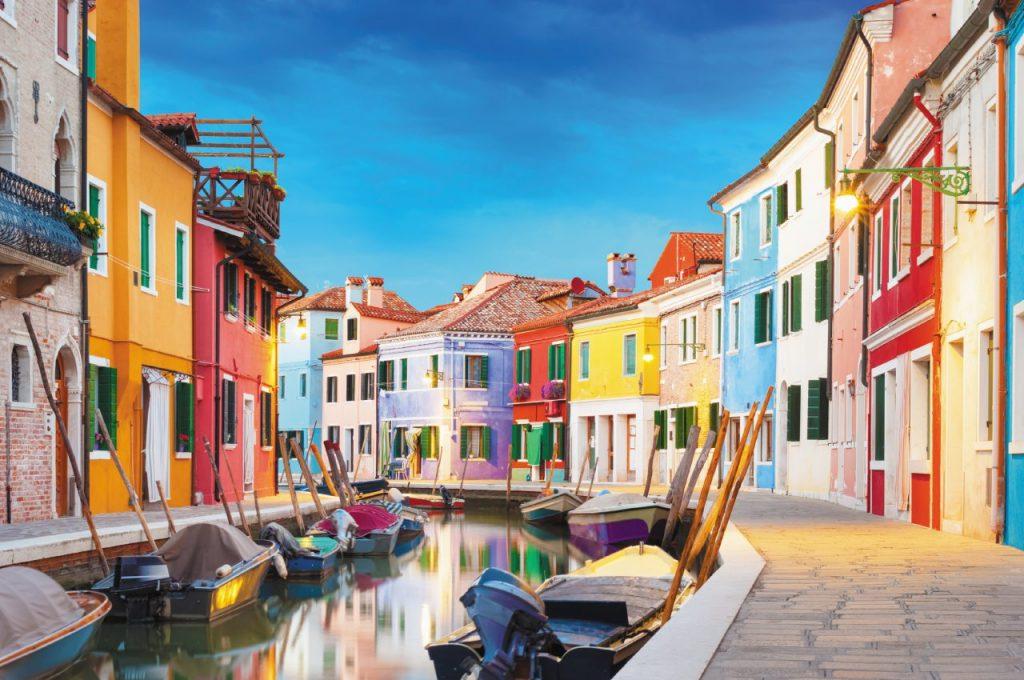 A Venezia con Dove