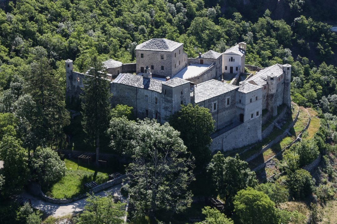 Valle d'Aosta: Castello di Quart, Aosta