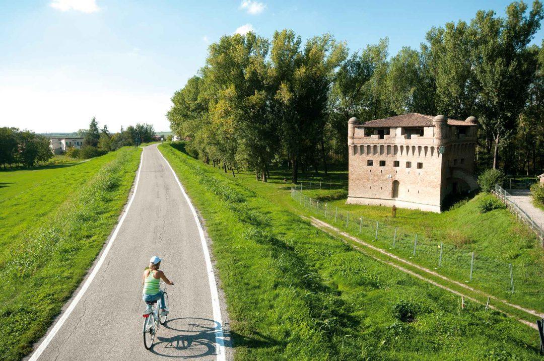 Ferrara e dintorni in bicicletta