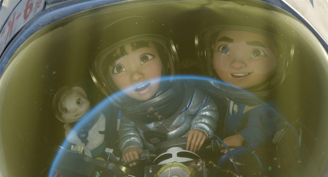 Over The Moon - Netflix