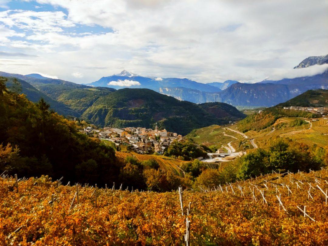 Valle di Cembra: trekking e foliage