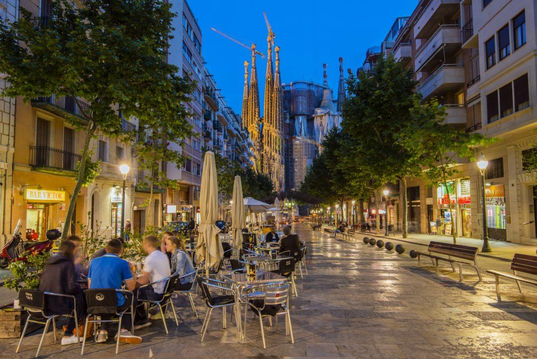 Esquerra de l'Eixample, Barcellona