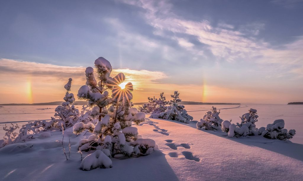 © Asko Kuittinen_Finland_Lake_Pielinen_winter