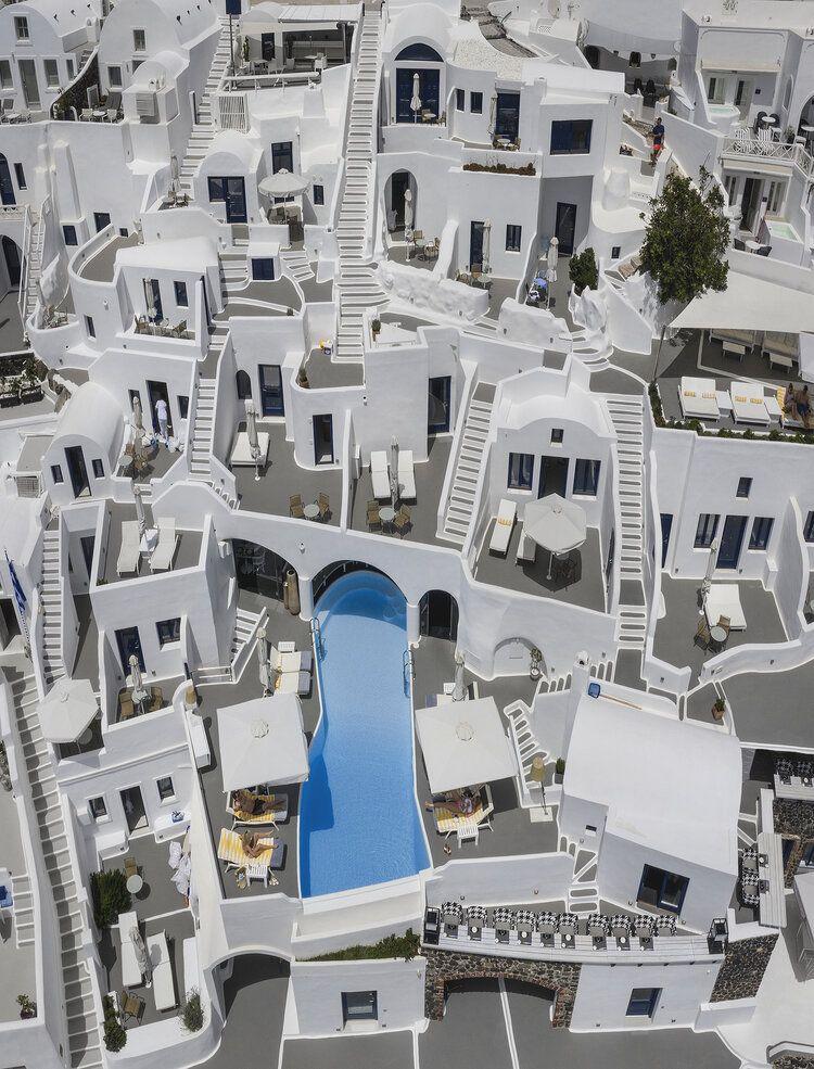 """Il primo premio: """"Abstract Greece"""""""