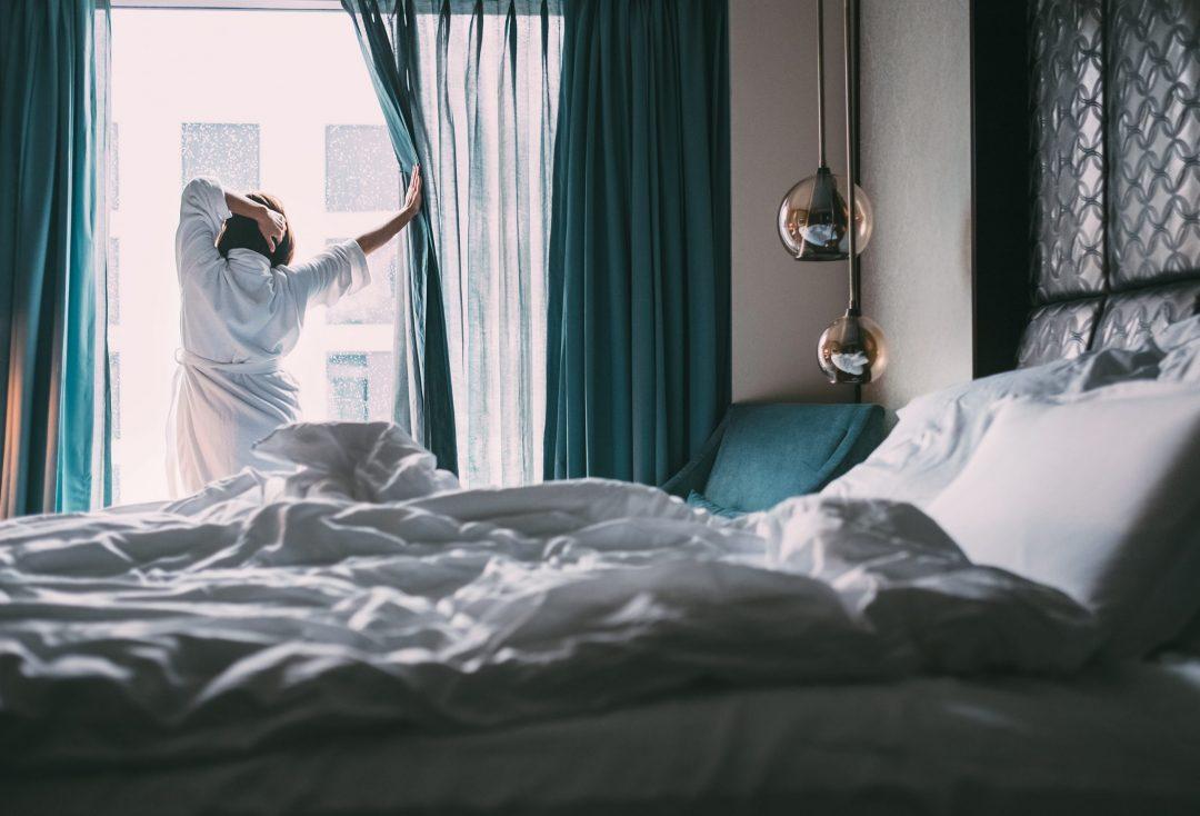 Il Lavoro Dei Sogni 230 Euro A Notte Per Testare I Letti Degli Hotel Di Lusso