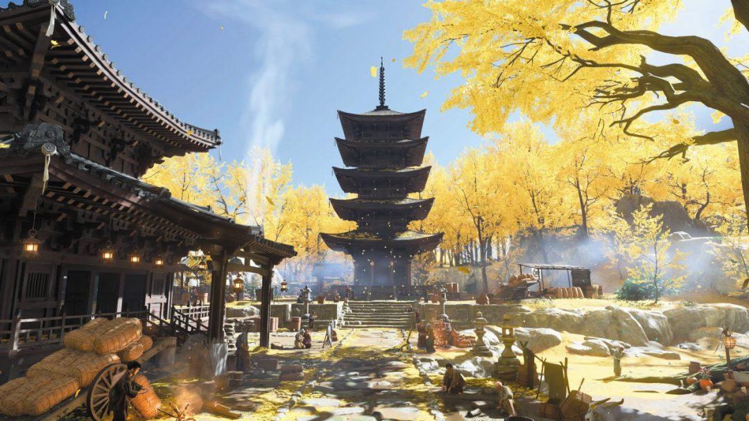 Il Giappone fantastico di Ghost of Tsushima e Yakuza like a Dragon