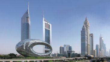 Intelligenza artificiale viaggi e turismo - Il museo del futuro a Dubai