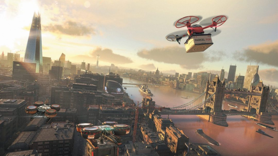 Altri viaggi: avventura visionaria nella Londra del futuro prossimo con il videogame Watch Dogs Legion