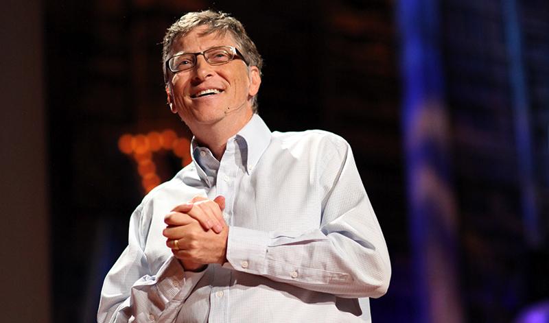 Uomini più ricchi del mondo: Bill Gates