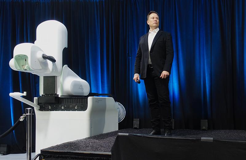 Elon Musk, l'uomo più ricco del mondo