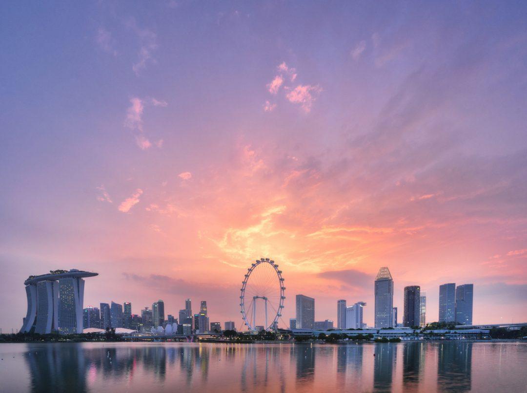 Singapore - quarta posizione