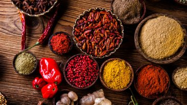 cibo etnico