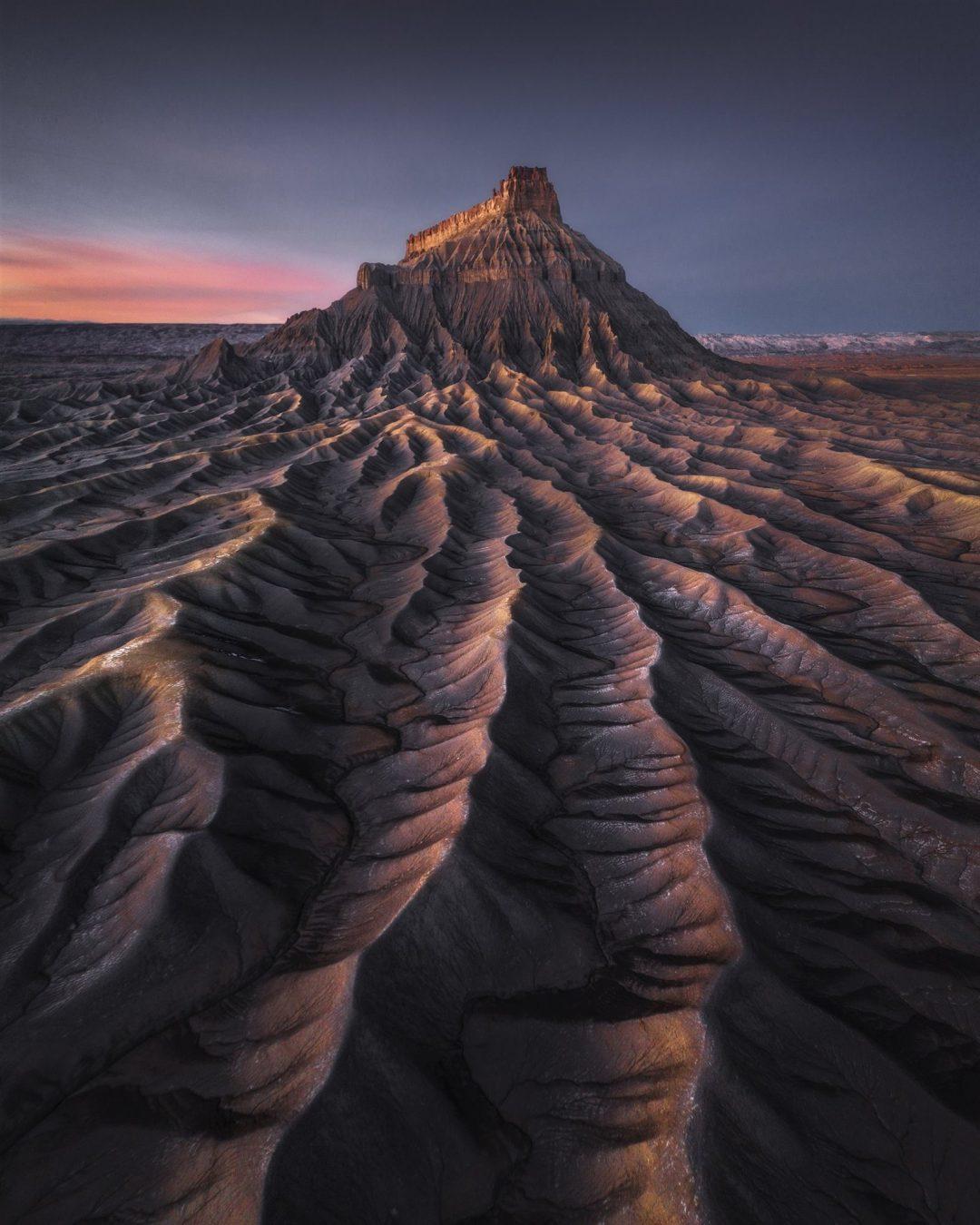 Dalle piramidi del Renon al grandioso Cerro Chaltén: i vincitori dell'International Landscape Photographer of the Year 2020