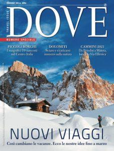Speciale Dove Travel Issue in edicola il 5 dicembre con il Corriere della Sera