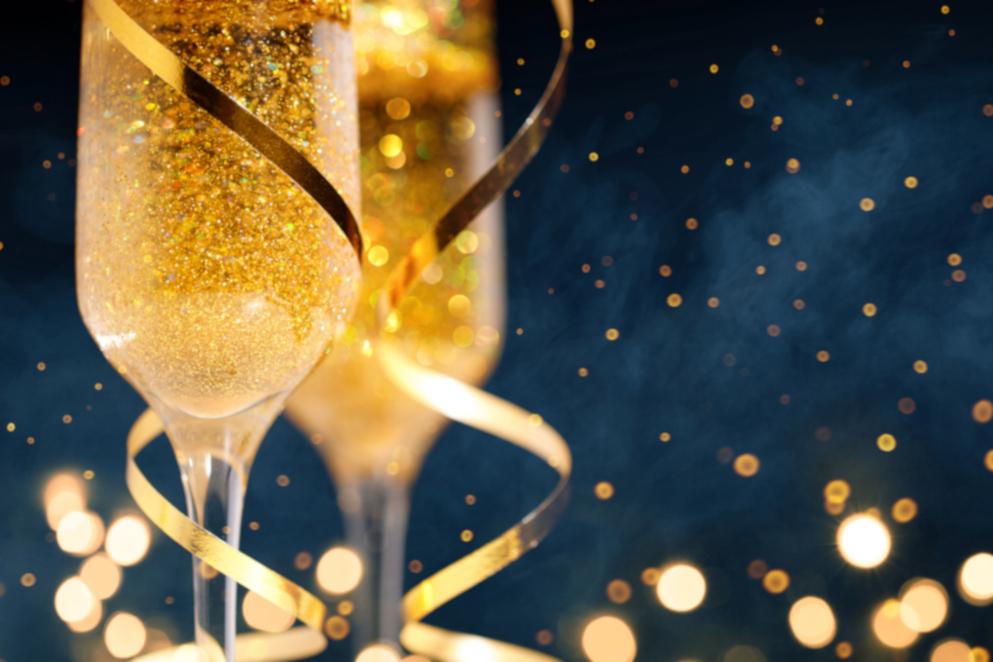Bollicine italiane per brindare a Capodanno