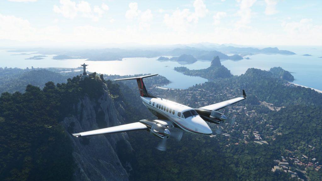 Flight Simulator. Location: il giro del mondo visto dall'alto