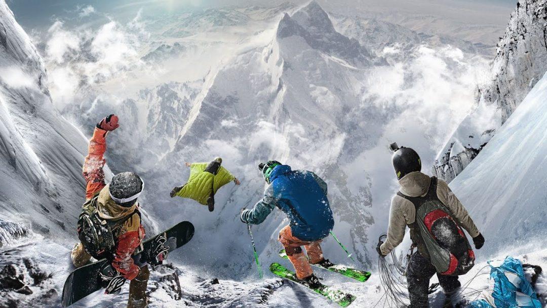 Steep. Location: le Alpi